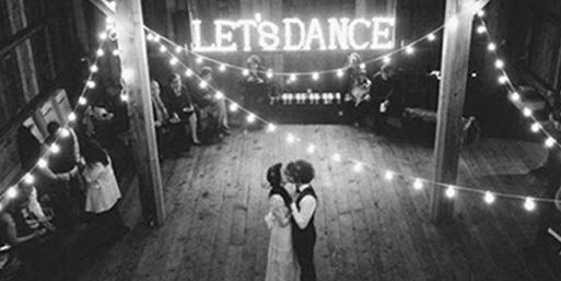 Les 100 chansons de mariage les plus populaires